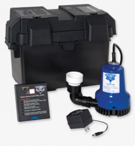 backup sump pump 1000 Pro Series