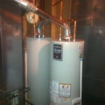 Maximum efficiency with multiple water heaters